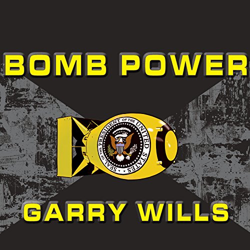 Bomb Power audiobook cover art