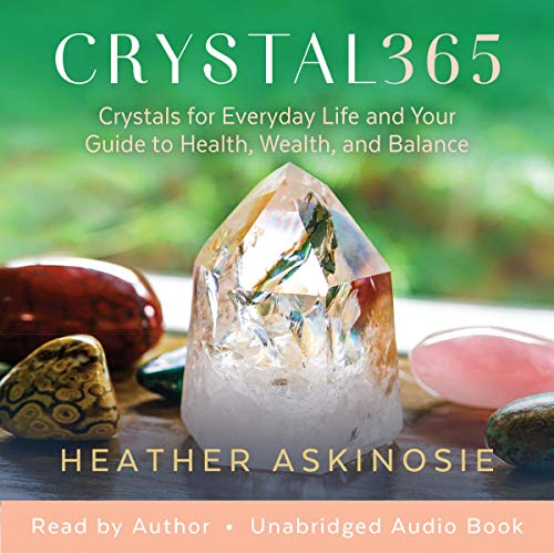 CRYSTAL365 audiobook cover art