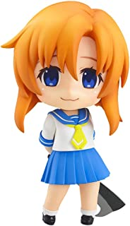 Q Version Ryugu Rena Figure, 3.9 Inches Higurashi When They Cry HOU Character Model, Multiple Accessories Included, Joint ...