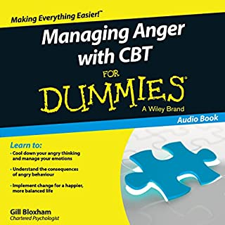 Managing Anger with CBT for Dummies cover art