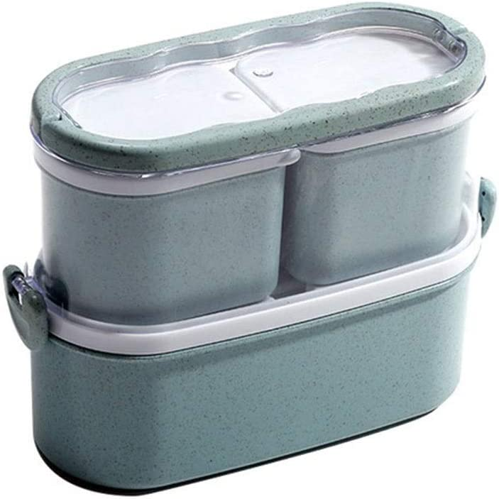 CHENCfanh Bento lunch box Heated b for container food Max 81% Super sale OFF bento