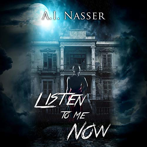 Listen to Me Now audiobook cover art