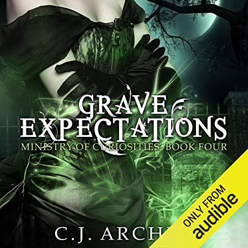 Grave Expectations  By  cover art
