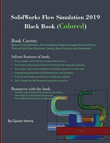 SolidWorks Flow Simulation 2019 Black Book (Colored)