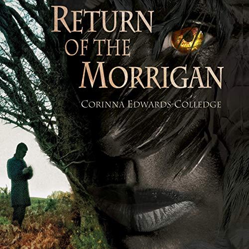 Return of the Morrigan audiobook cover art