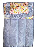 Baby Whitney Baby Doll Blanket and Baby Doll Pillow for Baby Doll Bedding Set | Doll Bed Pillow, Doll Quilt | Bedding and Pillow for American Girl Doll | Baby Doll Blankets and Accessories