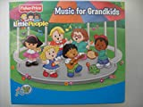 Fisher Price Little People: Music for Grandkids, 3 Cd Set contains Sing-Along Favourites, Things that go!, Songs & Games for the Road