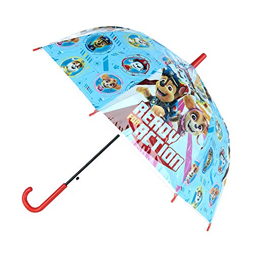 Paraguas Paw Patrol Paraguas Cúpula Automático Infantil Niño 45cm
