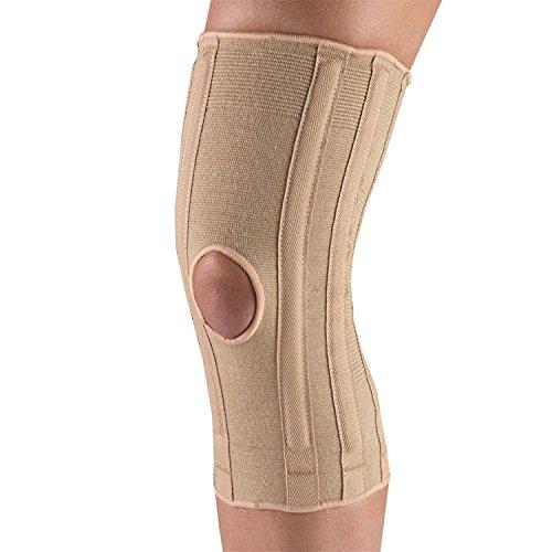 OTC Knee Support, Spiral Stays, Knit Elastic, Medium
