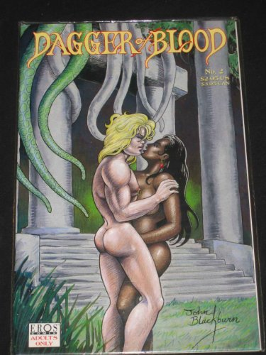 Dagger of Blood #2 Eros Comix (Gay, Bisexual Interest)
