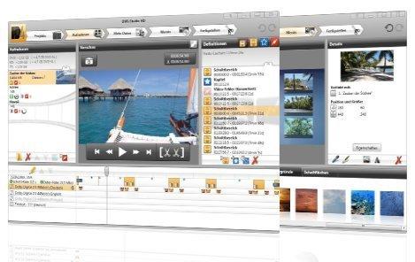 Preisvergleich Produktbild DVR-Studio HD4 - DVB-Videoverarbeitung in Datei- und Disk-Form [Product Key Card]