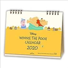 日本ホールマーク ディズニー 2020年 カレンダー 卓上 くまのプーさん 761165