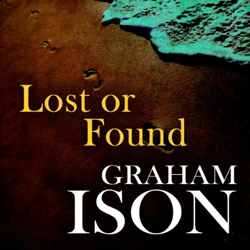 Lost or Found audiobook cover art