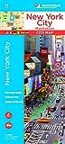 Plano New York City, Manhattan (Planos Michelin) [Idioma Inglés]: Stadtplan 1:11.000