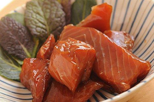 チーナ カナダ/アメリカお土産 冷凍 ダブル スモーク メープル キングサーモン 150g 1個