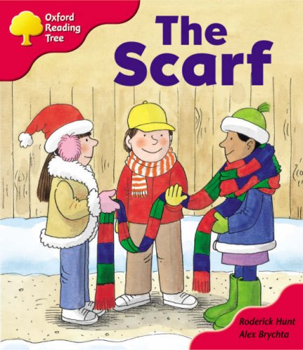 Oxford Reading Tree: Stage 4: More Storybooks B: the Scarfの詳細を見る