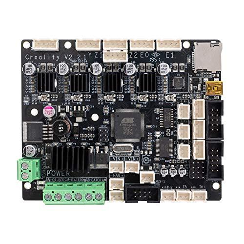 Creality Upgraded Silent Mainboard V2.2 mit TMC2208 Treibern BootLoader Steuerungen Platine für Ender 5 Plus/CR-10S 3D Drucker