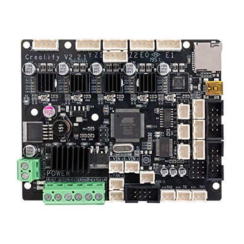 SOVOL CREEALITY Aggiornato la mainboard silenzioso V2.2.1 con TMC2208 Driver Bootloader Controls Controls per Ender 5 Plus / CR-10S / CR-10 S4 / CR-10 S5 / CR-X/CR-20/CR-20 Pro / CR-X 3D stampante