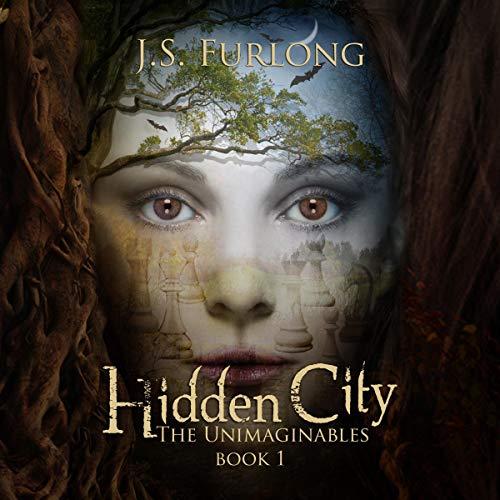 Hidden City Audiobook By J.S. Furlong cover art