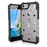 UAG iPhone 7 [4.7-inch screen] Plasma Feather-Light Composite [ICE] Military Drop Tested iPhone Case by URBAN ARMOR GEAR