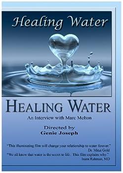 DVD Healing Water Book