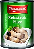 [ 6x 425g / 200g ATG ] DIAMOND Reisstrohpilze, ganz / Straw Mushrooms, whole