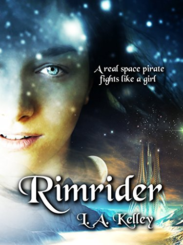 Jane Benedict is awakened by her father and ordered to memorize a mysterious code. Hours later, her father is dead…RIMRIDER by L. A. Kelley