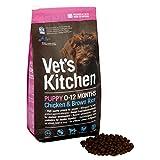 Vet's Kitchen Chicken and Brown Rice Puppy Complete Dog Food