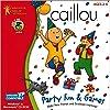 caillou Party Fun & Games
