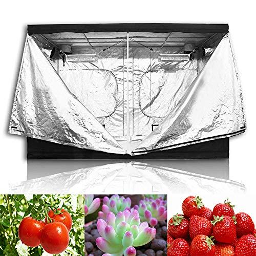 Armarios Cultivo Interior 240X120X200 Marca ZDYLM-Y