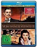Bluray Klassiker Charts Platz 29: Vom Winde verweht - 70th Anniversary Edition [Blu-ray]