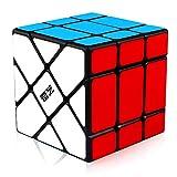 TOYESS Fisher Cube 3x3, 3D Puzzle Würfel Spielzeug Geschenkverpackung für Kinder & Erwachsene,...