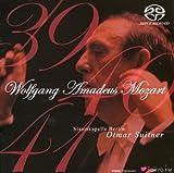 モーツァルト : 交響曲 第39番、第40番、第41番「ジュピター」、「フィガロの結婚」序曲 (Wolfgang Amadeus Mozart : Symphony No.39 No.40 No.41 / Otmar Suitner , Staatskapelle Berlin) [SACD シングルレイヤー]