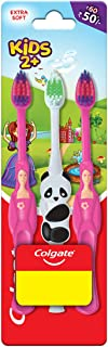 Colgate Kids (2+years) Extra Soft Toothbrush (Buy 3)