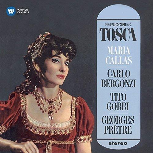 プッチーニ:歌劇「トスカ」全曲(1964-65年録音)