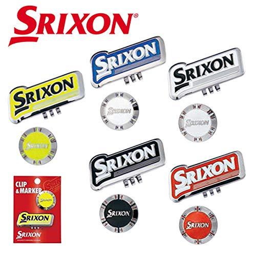 ダンロップ日本正規品 SRIXON(スリクソン) クリップマーカー 2020 GGF-15334」 【あす楽対応】 イエロー