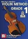 Modern Violin Method, Grade 1 (English Edition)