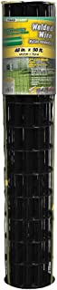 YARDGARD 308382B Fence, Height-48 Inches x Length-50 Ft, Color - Black