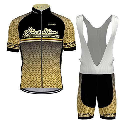 Hengxin Maillot Ciclismo Corto De Verano Hombre, Ropa