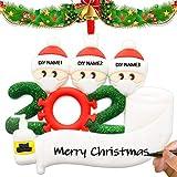 BNT Decoración para días festivos, adornos para el árbol de Navidad, adornos para el árbol de Navidad, Nochebuena familiar, juego de decoración para el hogar, regalo creativo para la familia