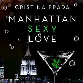 Manhattan Sexy Love Spanish Edition Audiobook Cover Art