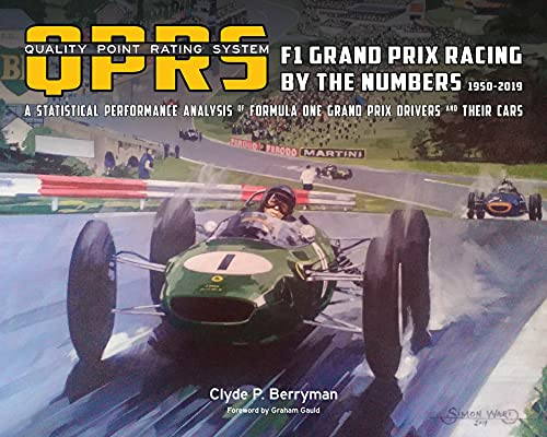 Qprs: F1 Grand Prix Racing by the Numbers, 1950-2019