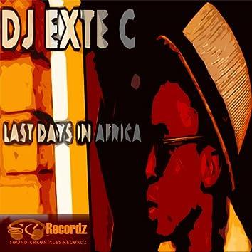 Last Days In Africa