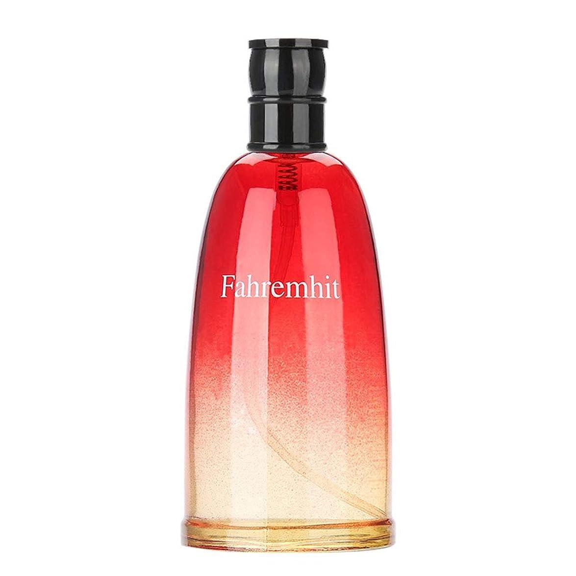 崖作者バタフライ男性用香水、100 mlウッドフレグランス、男性用黒紳士スプレーボトル香水、トイレの水