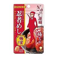 UHA味覚糖 忍者めし 梅かつお味 20g (10×8)80個入