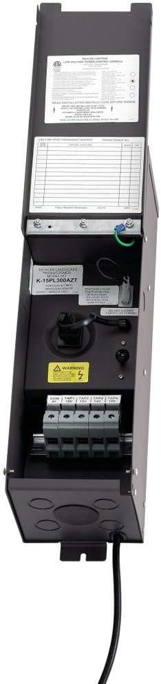 Kichler Lighting 15PL300AZT Plus Series excellence Trans List price Voltage - Low 300W