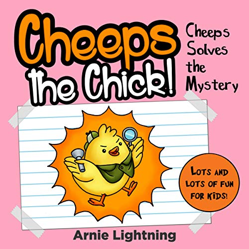 Cheeps the Chick! cover art