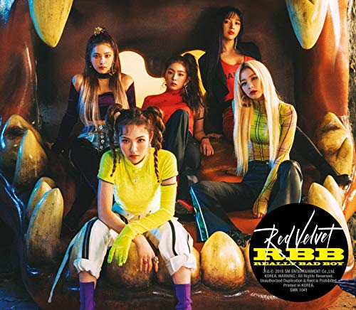 RBB:5th Mini Album Red Velvet