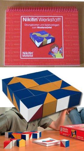 Bundle N1 Nikitin Musterwürfel + Nikitin Werkstatt Heft