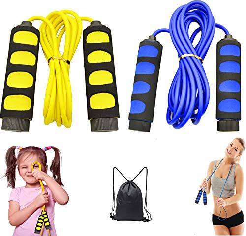 Ponydash 2 Pack Speed Kids Jump Rope